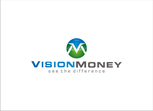 Logo Design by Armada Jamaluddin - Entry No. 59 in the Logo Design Contest Captivating Logo Design for VISION MONEY.