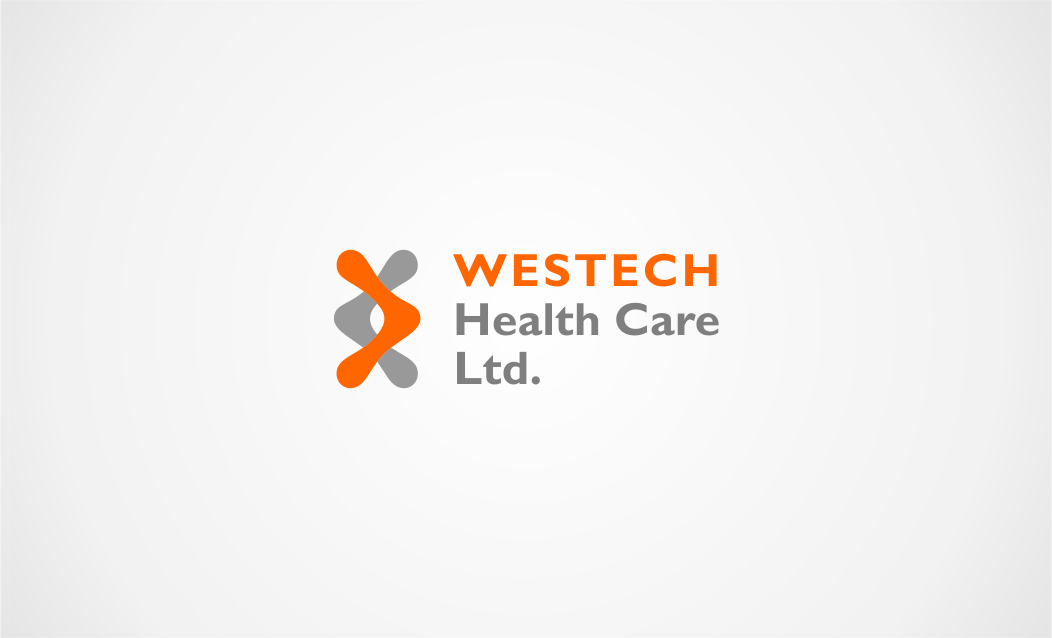 Logo Design by Gunu Pattnaik - Entry No. 110 in the Logo Design Contest Creative Logo Design for Westech Health Care Ltd..