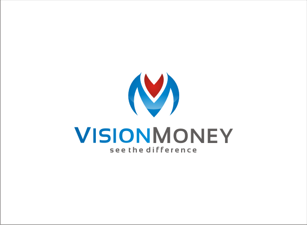 Logo Design by Armada Jamaluddin - Entry No. 60 in the Logo Design Contest Captivating Logo Design for VISION MONEY.