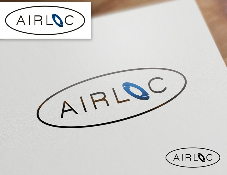 Logo Design by Juan_Kata - Entry No. 201 in the Logo Design Contest Airloc Logo Design.