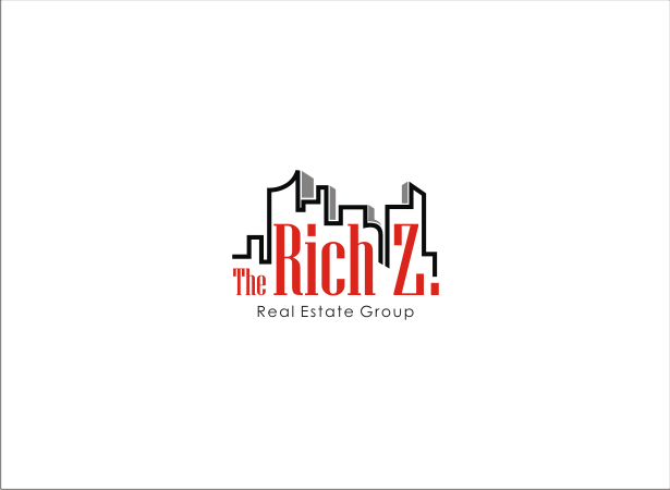 Logo Design by Armada Jamaluddin - Entry No. 233 in the Logo Design Contest The Rich Z. Real Estate Group Logo Design.
