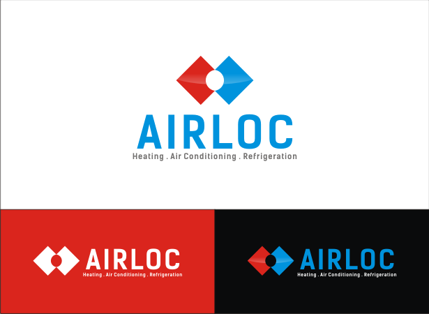 Logo Design by Armada Jamaluddin - Entry No. 208 in the Logo Design Contest Airloc Logo Design.