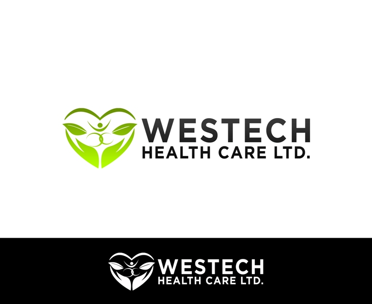 Logo Design by Juan_Kata - Entry No. 111 in the Logo Design Contest Creative Logo Design for Westech Health Care Ltd..