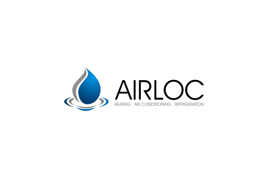 Logo Design by untung - Entry No. 215 in the Logo Design Contest Airloc Logo Design.