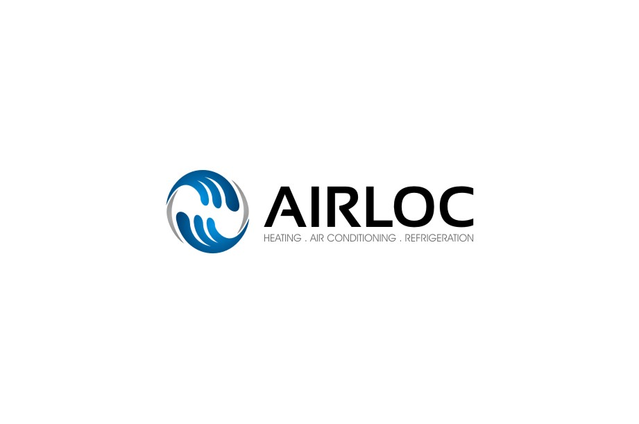 Logo Design by untung - Entry No. 216 in the Logo Design Contest Airloc Logo Design.