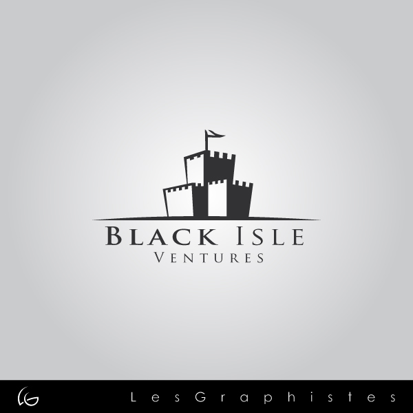 Logo Design by Les-Graphistes - Entry No. 28 in the Logo Design Contest Creative Logo Design for Black Isle Ventures.