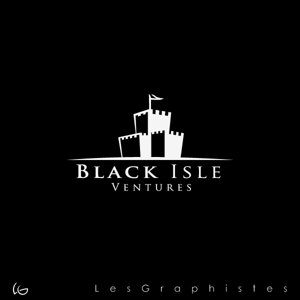 Logo Design by Les-Graphistes - Entry No. 29 in the Logo Design Contest Creative Logo Design for Black Isle Ventures.