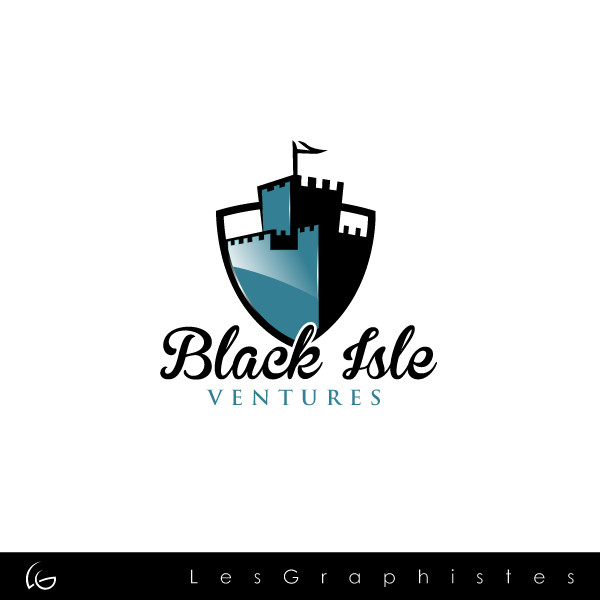Logo Design by Les-Graphistes - Entry No. 30 in the Logo Design Contest Creative Logo Design for Black Isle Ventures.