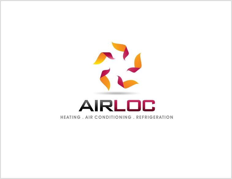 Logo Design by Private User - Entry No. 218 in the Logo Design Contest Airloc Logo Design.
