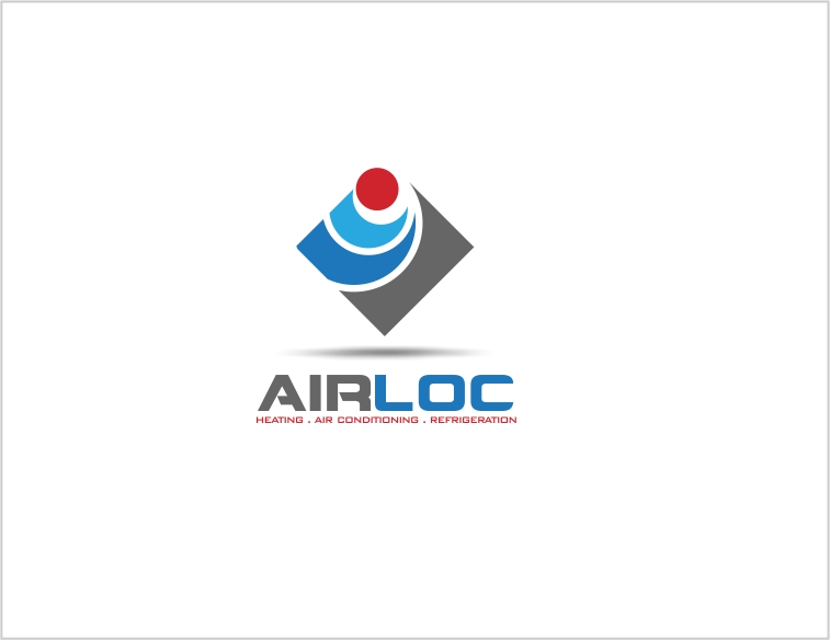 Logo Design by Private User - Entry No. 220 in the Logo Design Contest Airloc Logo Design.