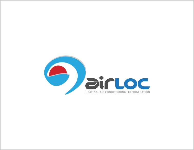 Logo Design by Private User - Entry No. 221 in the Logo Design Contest Airloc Logo Design.