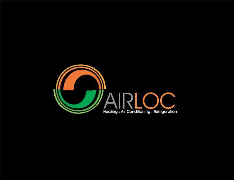 Logo Design by Private User - Entry No. 222 in the Logo Design Contest Airloc Logo Design.