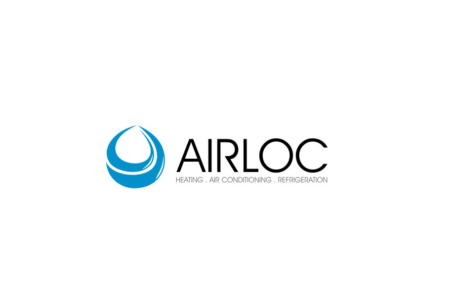 Logo Design by untung - Entry No. 226 in the Logo Design Contest Airloc Logo Design.