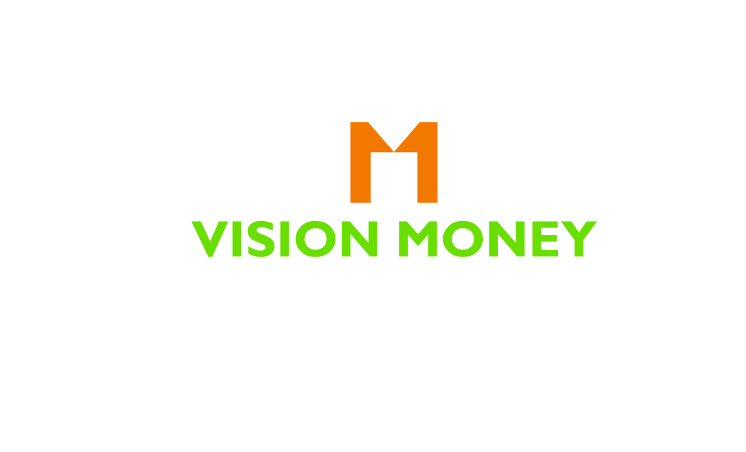 Logo Design by Gunu Pattnaik - Entry No. 65 in the Logo Design Contest Captivating Logo Design for VISION MONEY.