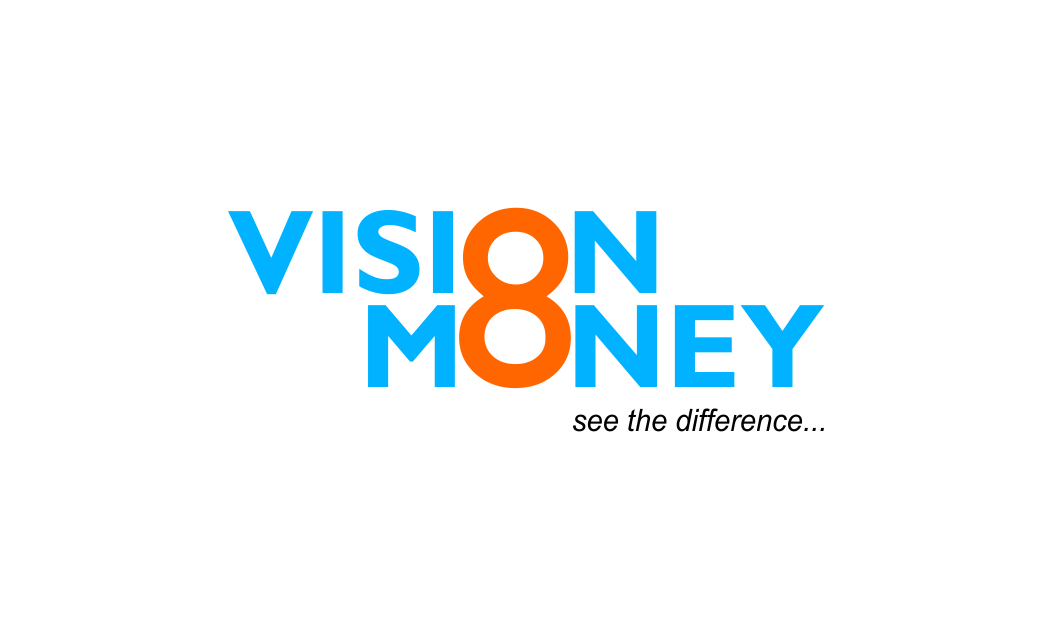 Logo Design by Gunu Pattnaik - Entry No. 66 in the Logo Design Contest Captivating Logo Design for VISION MONEY.