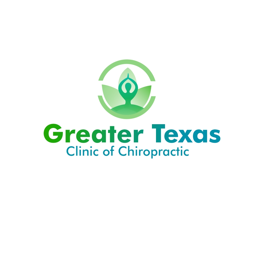 Logo Design by Private User - Entry No. 4 in the Logo Design Contest New Logo Design for Greater Texas Clinic of Chiropractic.