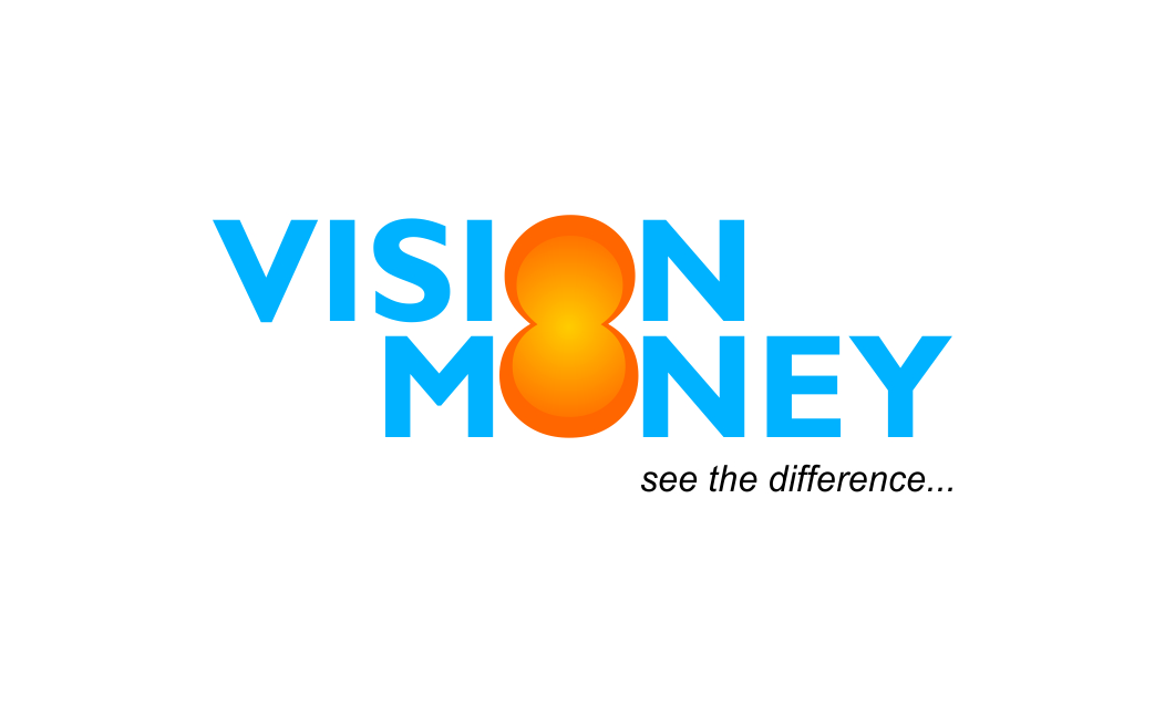 Logo Design by Gunu Pattnaik - Entry No. 67 in the Logo Design Contest Captivating Logo Design for VISION MONEY.