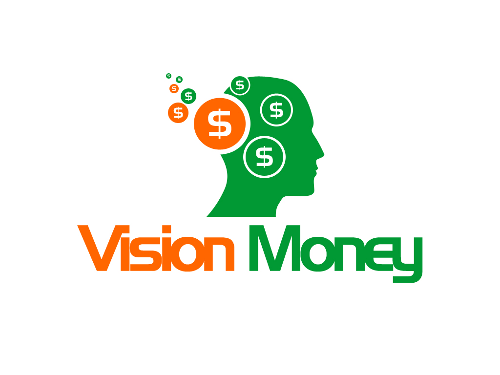Logo Design by Indika Kiriella - Entry No. 68 in the Logo Design Contest Captivating Logo Design for VISION MONEY.