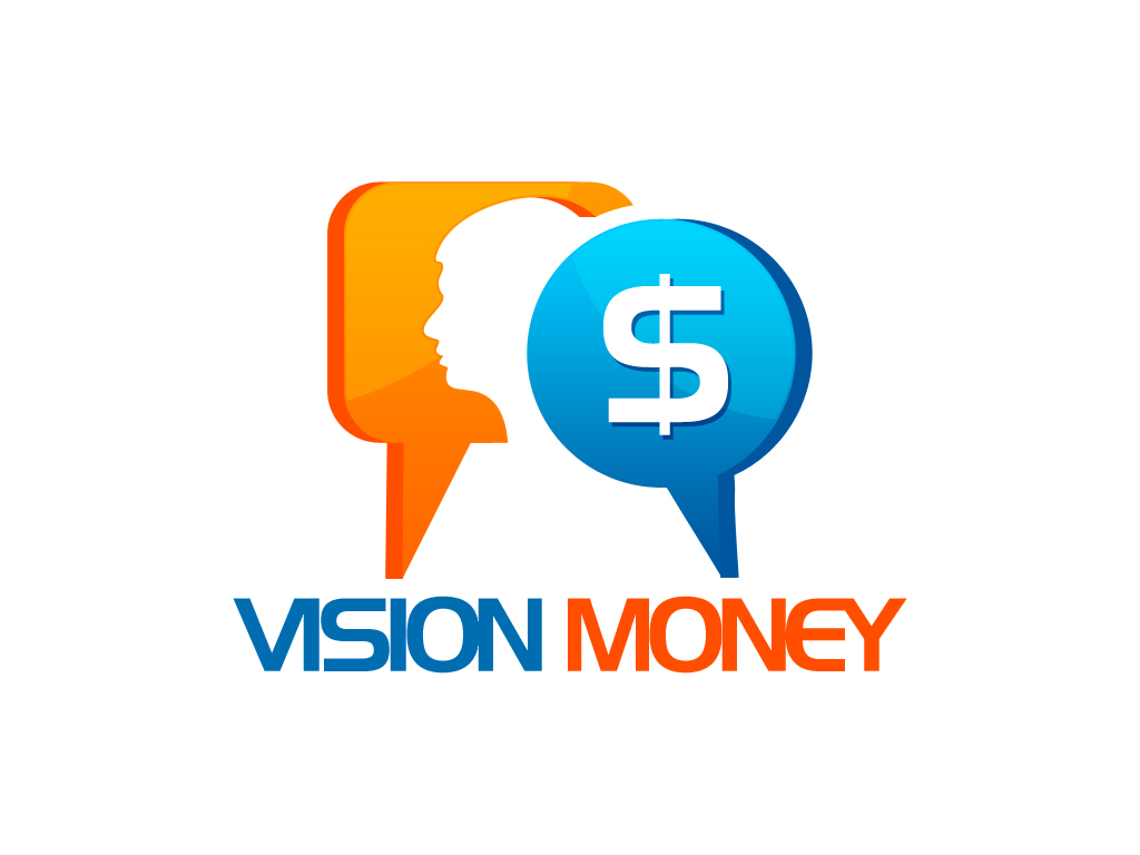 Logo Design by Indika Kiriella - Entry No. 69 in the Logo Design Contest Captivating Logo Design for VISION MONEY.