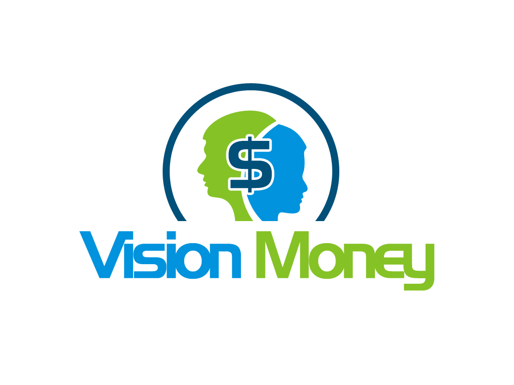 Logo Design by Indika Kiriella - Entry No. 70 in the Logo Design Contest Captivating Logo Design for VISION MONEY.