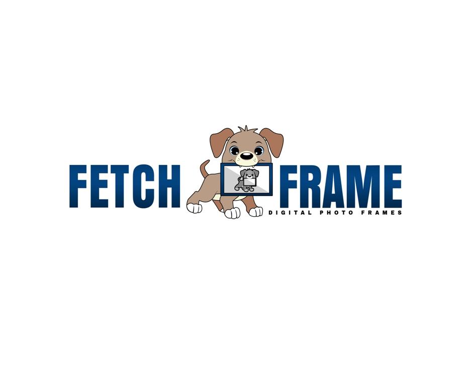 Logo Design by Juan_Kata - Entry No. 46 in the Logo Design Contest New Logo Design for FetchFrame.