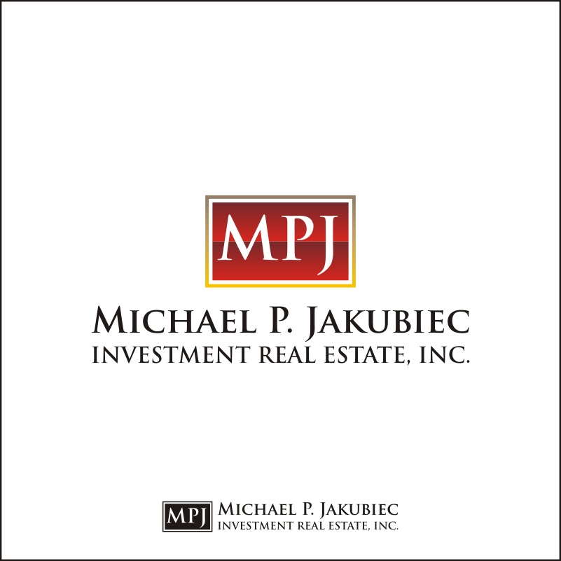 Logo Design by asti - Entry No. 7 in the Logo Design Contest New Logo Design for Michael P. Jakubiec Investment Real Estate, Inc..