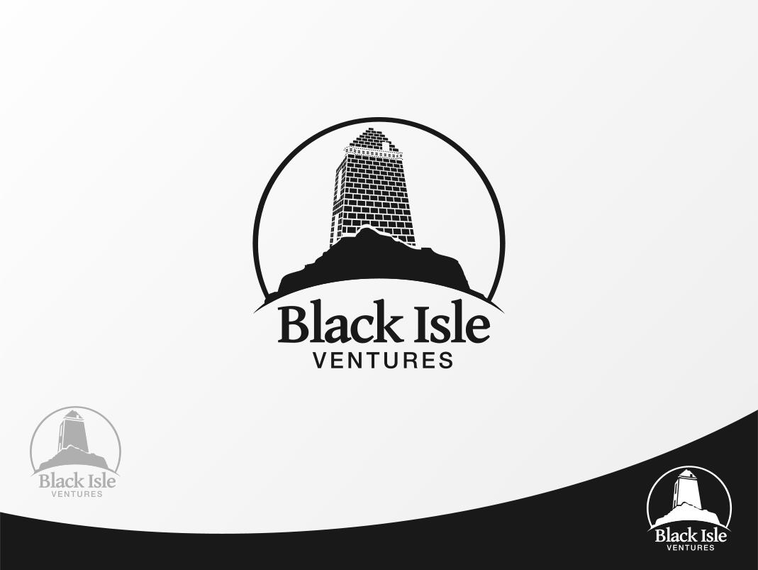 Logo Design by Jorge Sardon - Entry No. 33 in the Logo Design Contest Creative Logo Design for Black Isle Ventures.