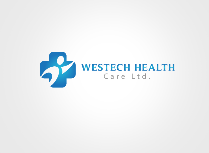 Logo Design by Jan Chua - Entry No. 120 in the Logo Design Contest Creative Logo Design for Westech Health Care Ltd..