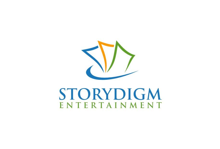 Logo Design by untung - Entry No. 53 in the Logo Design Contest Inspiring Logo Design for Storydigm Entertainment.