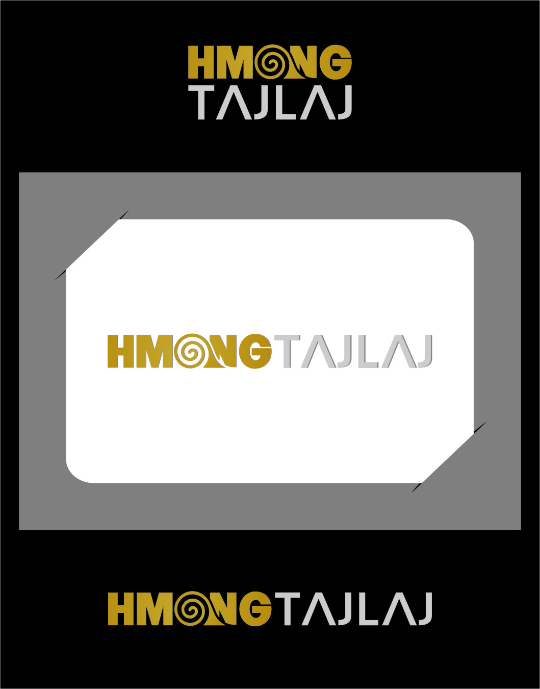 Logo Design by RasYa Muhammad Athaya - Entry No. 15 in the Logo Design Contest Unique Logo Design Wanted for Hmong Tajlaj.