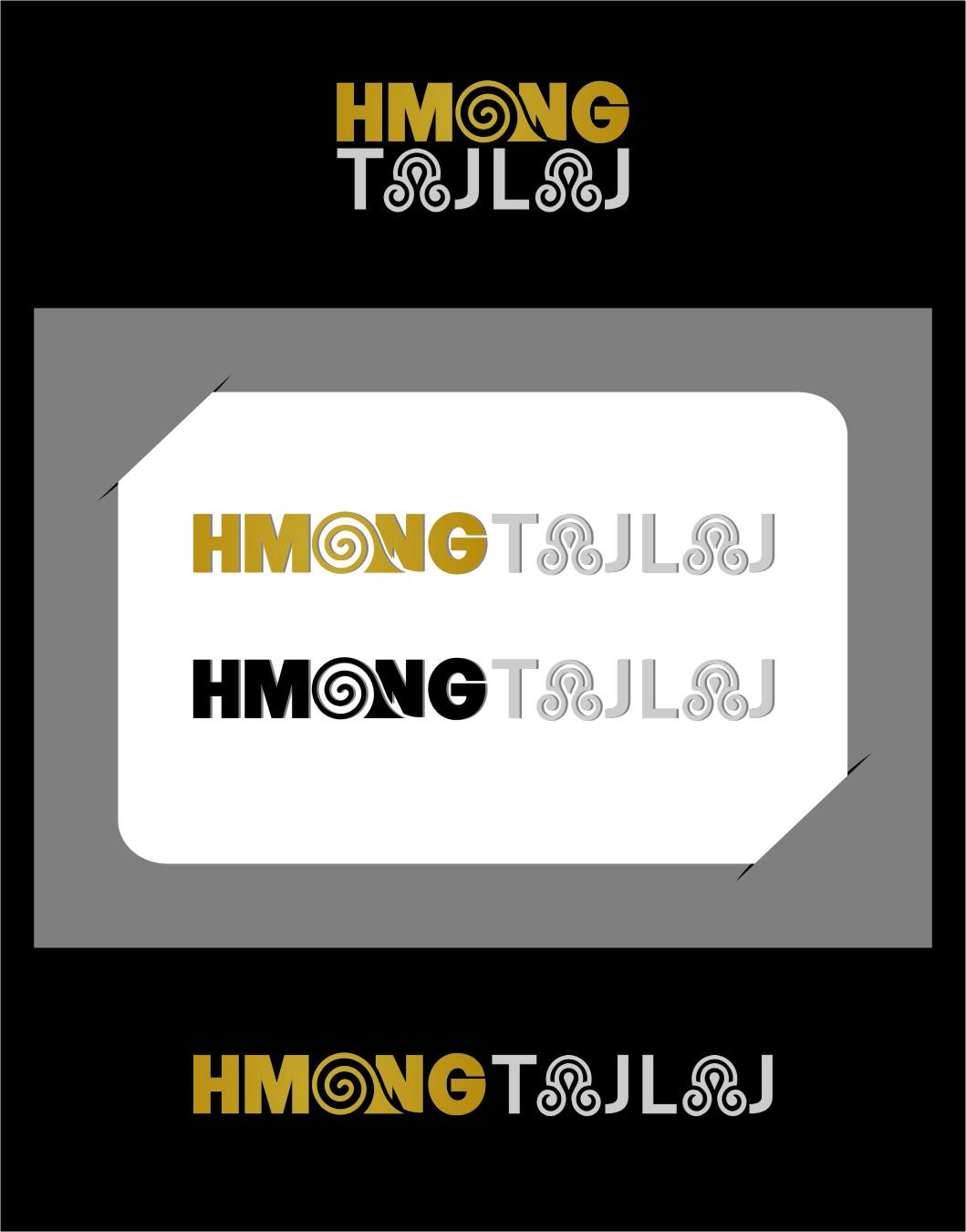 Logo Design by RasYa Muhammad Athaya - Entry No. 19 in the Logo Design Contest Unique Logo Design Wanted for Hmong Tajlaj.