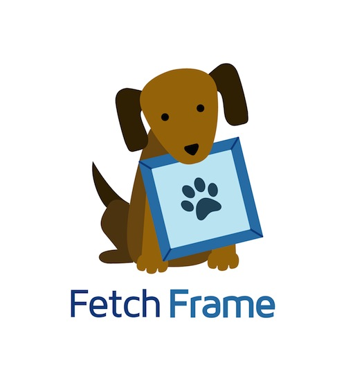 Logo Design by Ryan Budd - Entry No. 48 in the Logo Design Contest New Logo Design for FetchFrame.