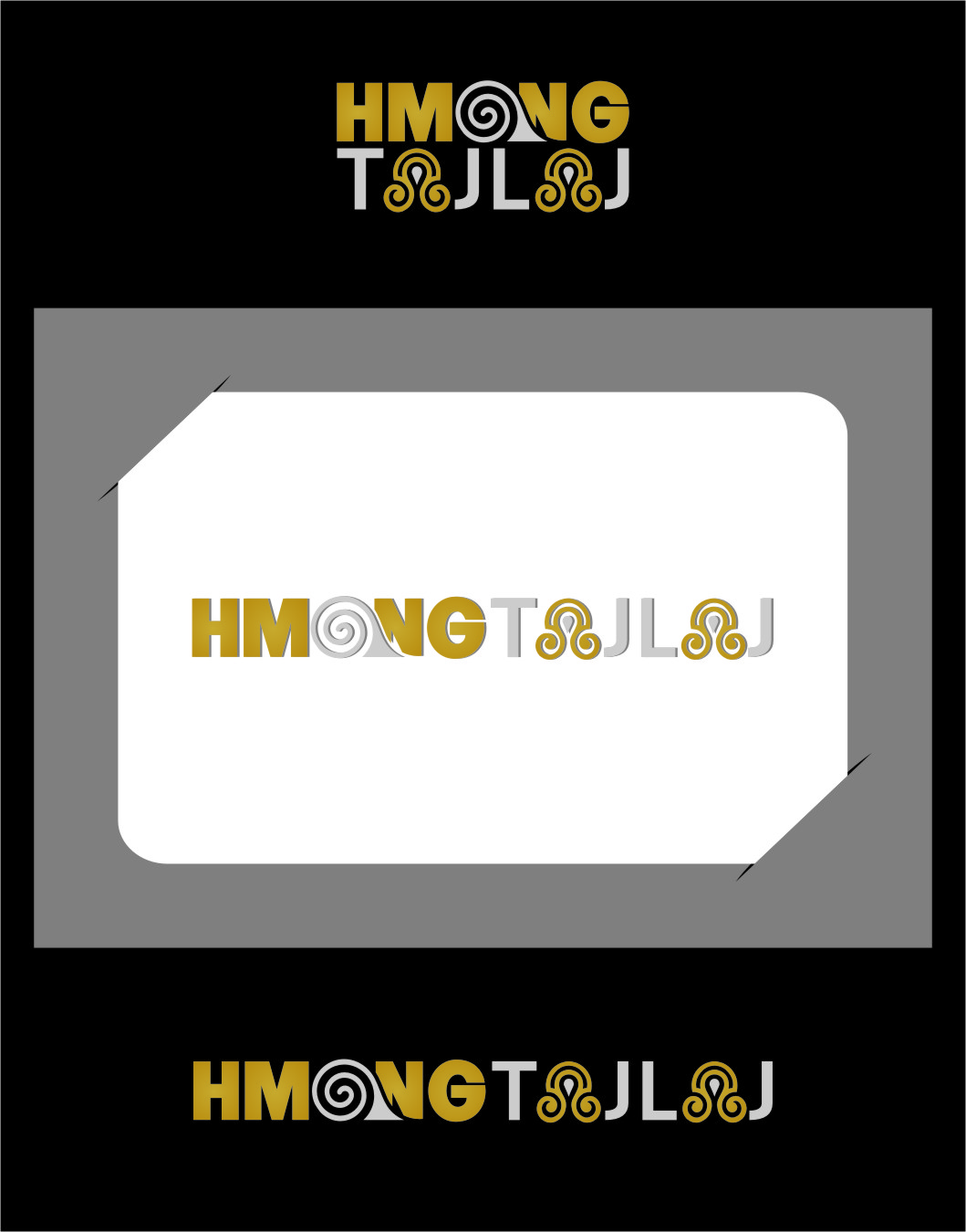 Logo Design by RasYa Muhammad Athaya - Entry No. 20 in the Logo Design Contest Unique Logo Design Wanted for Hmong Tajlaj.