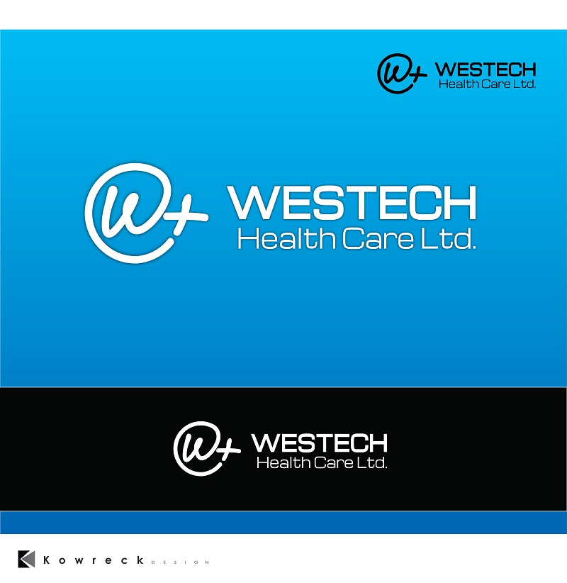 Logo Design by kowreck - Entry No. 129 in the Logo Design Contest Creative Logo Design for Westech Health Care Ltd..