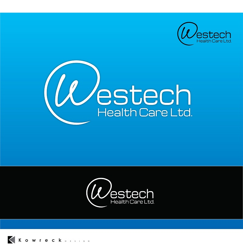 Logo Design by kowreck - Entry No. 132 in the Logo Design Contest Creative Logo Design for Westech Health Care Ltd..