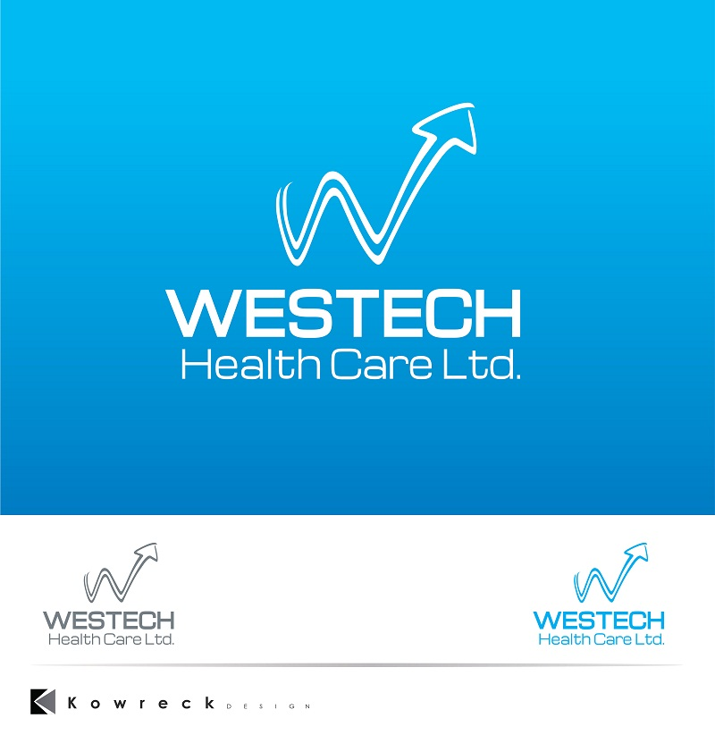 Logo Design by kowreck - Entry No. 134 in the Logo Design Contest Creative Logo Design for Westech Health Care Ltd..