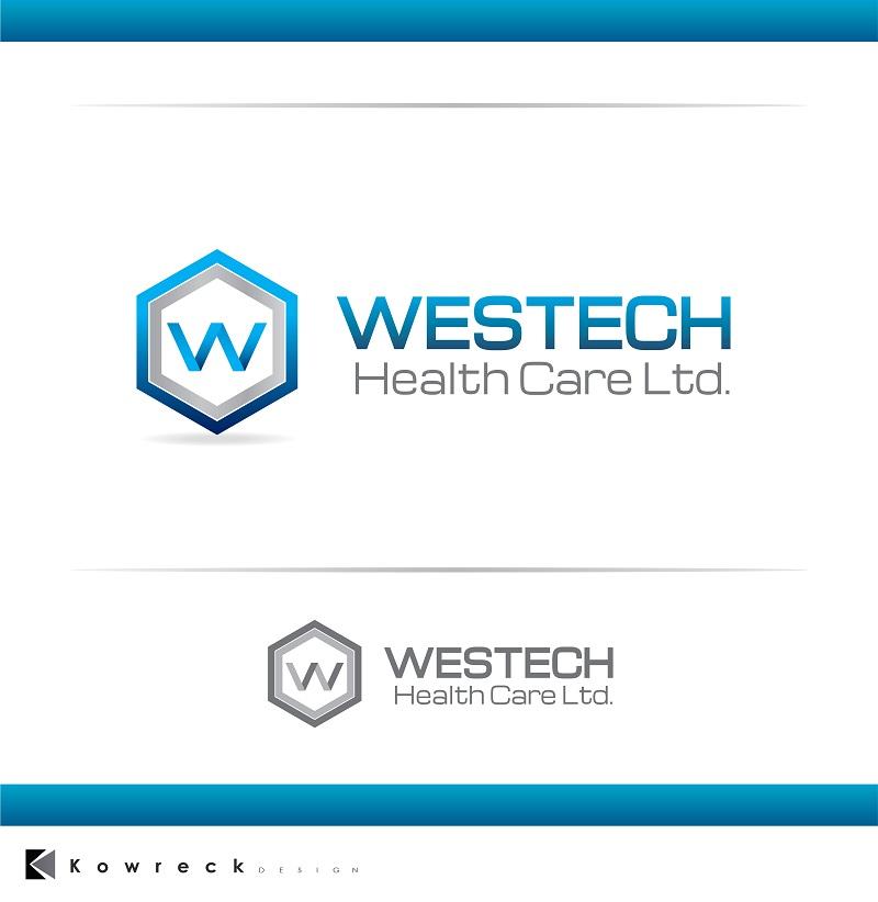 Logo Design by kowreck - Entry No. 136 in the Logo Design Contest Creative Logo Design for Westech Health Care Ltd..