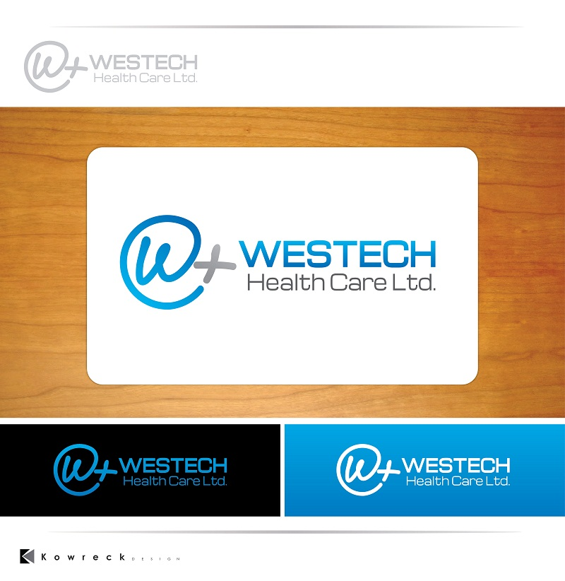 Logo Design by kowreck - Entry No. 137 in the Logo Design Contest Creative Logo Design for Westech Health Care Ltd..