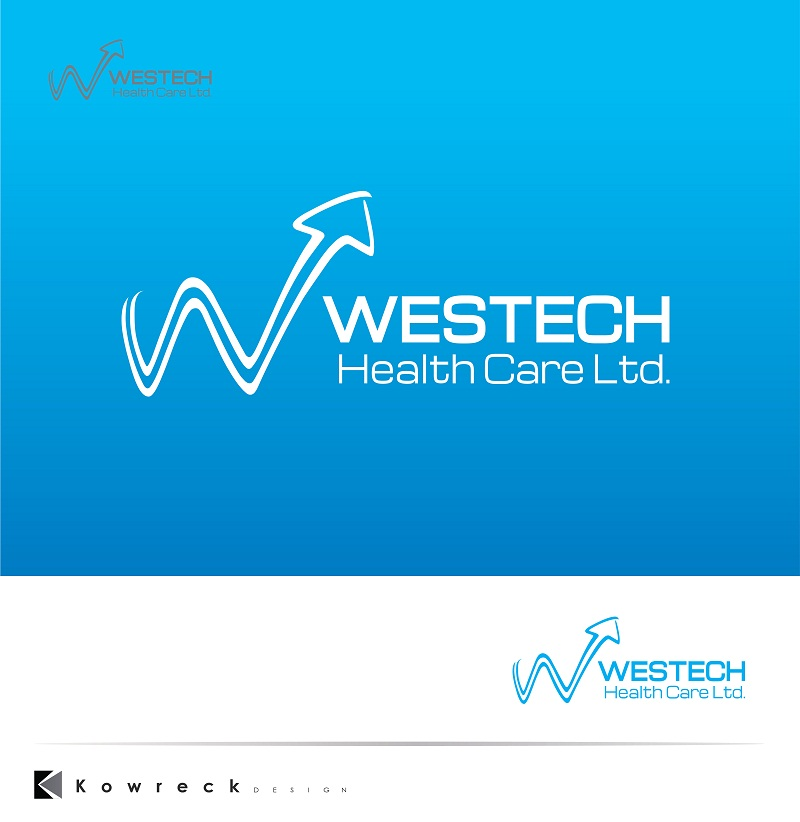 Logo Design by kowreck - Entry No. 138 in the Logo Design Contest Creative Logo Design for Westech Health Care Ltd..