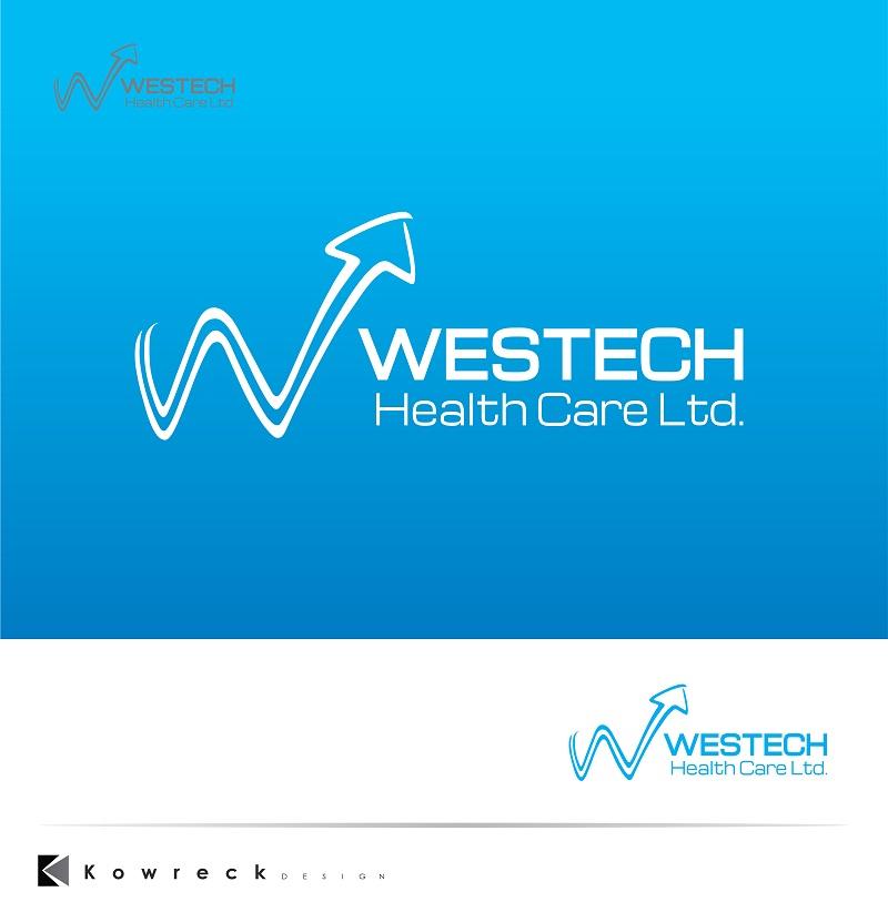 Logo Design by kowreck - Entry No. 138 in the Logo Design Contest Creative Logo Design for Westech Health Care Ltd..