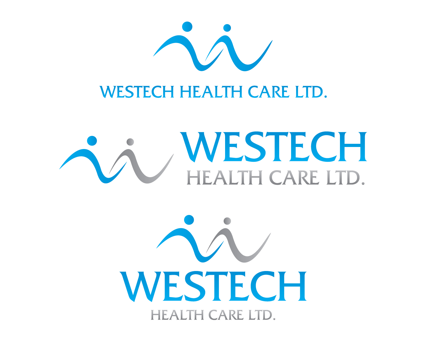 Logo Design by rA - Entry No. 139 in the Logo Design Contest Creative Logo Design for Westech Health Care Ltd..