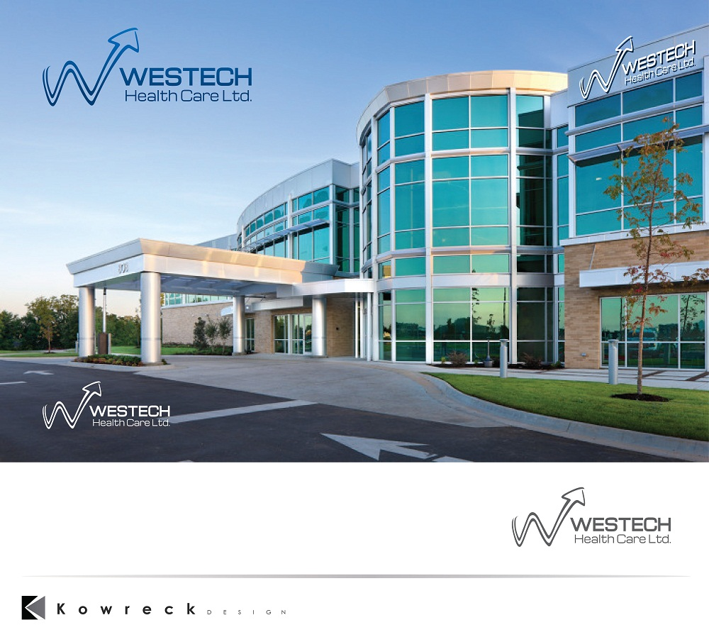 Logo Design by kowreck - Entry No. 142 in the Logo Design Contest Creative Logo Design for Westech Health Care Ltd..