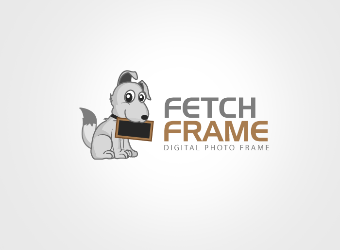 Logo Design by Jan Chua - Entry No. 49 in the Logo Design Contest New Logo Design for FetchFrame.