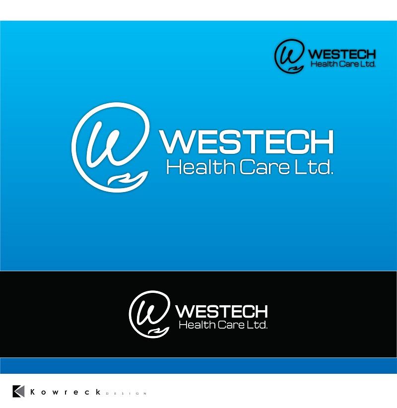 Logo Design by kowreck - Entry No. 146 in the Logo Design Contest Creative Logo Design for Westech Health Care Ltd..