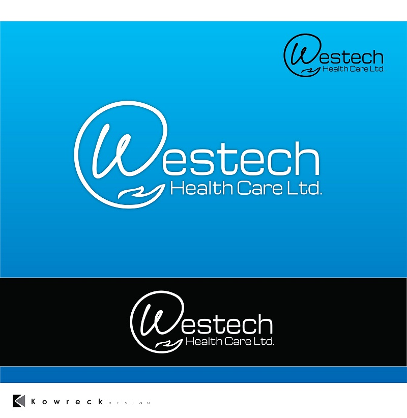 Logo Design by kowreck - Entry No. 147 in the Logo Design Contest Creative Logo Design for Westech Health Care Ltd..