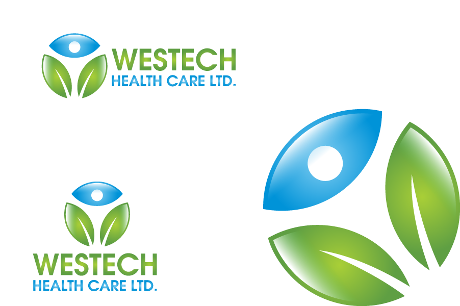 Logo Design by Private User - Entry No. 148 in the Logo Design Contest Creative Logo Design for Westech Health Care Ltd..