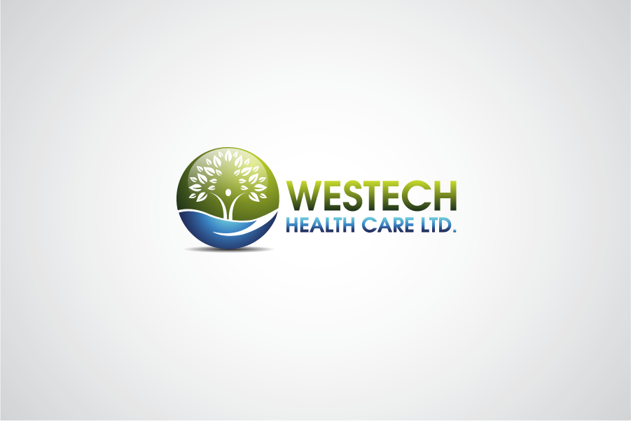 Logo Design by Private User - Entry No. 150 in the Logo Design Contest Creative Logo Design for Westech Health Care Ltd..