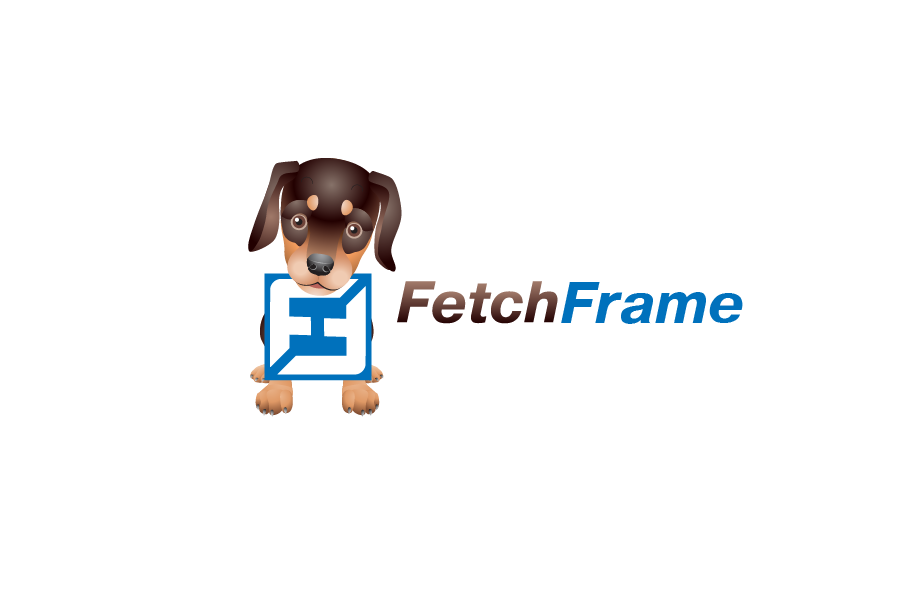 Logo Design by Private User - Entry No. 52 in the Logo Design Contest New Logo Design for FetchFrame.