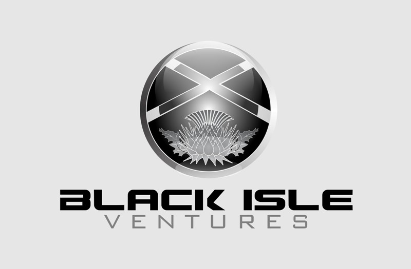 Logo Design by Crispin Jr Vasquez - Entry No. 35 in the Logo Design Contest Creative Logo Design for Black Isle Ventures.