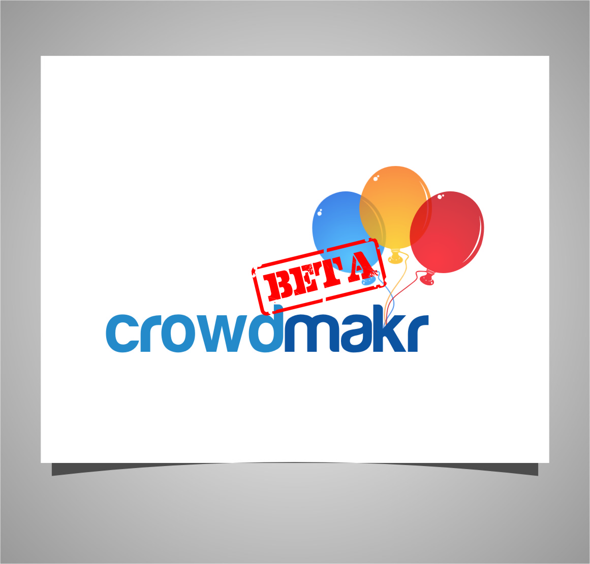 Logo Design by RasYa Muhammad Athaya - Entry No. 63 in the Logo Design Contest Unique Logo Design Wanted for crowdmakr.